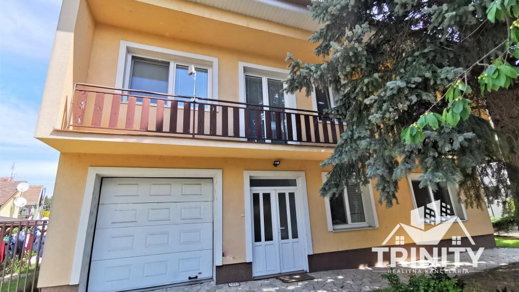 Rodinný dom na PREDAJ neďaleko stanice v Nových Zámkoch