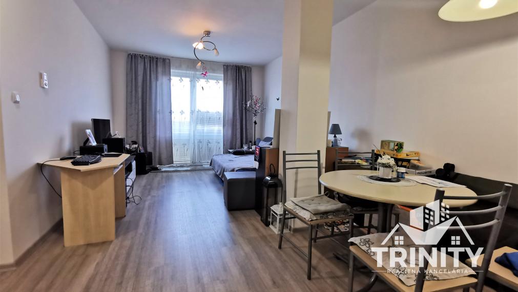 1-izbový byt na Andovskej na PRENÁJOM v Nových Zámkoch