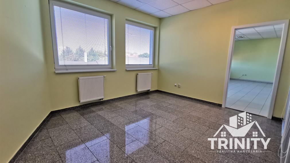 Kancelárske priestory na PRENÁJOM pri centre v Nových Zámkoch
