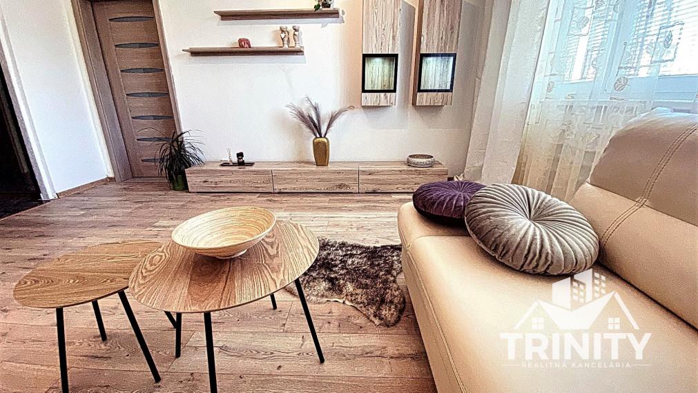 Na prenájom krásny 3-izbový byt v Nových Zámkoch
